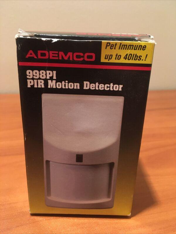 Ademco PIR Motion Detector Pet Immune 998PI