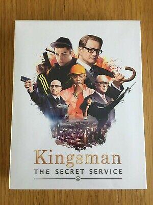 *New, Sealed* Kingsman: The Secret Service Filmarena Blu-ray Steelbook