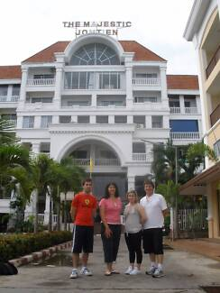 7 apartments in Pattaya Thailand for sale or swap