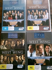 The West Wing seasons 4-7 Cottesloe Cottesloe Area Preview