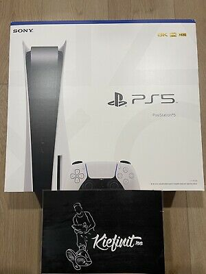 Sony PS5 PlayStation 5 Blu-Ray Disc Game Console NEW FAST SHIPPING SAME DAY!✅