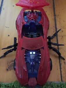 Spider-Man toy car