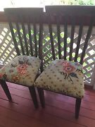 Chairs Kallangur Pine Rivers Area Preview