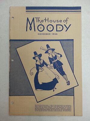 November 1936 House Of Moody Galveston Texas National Hotels Golf  Bowlers