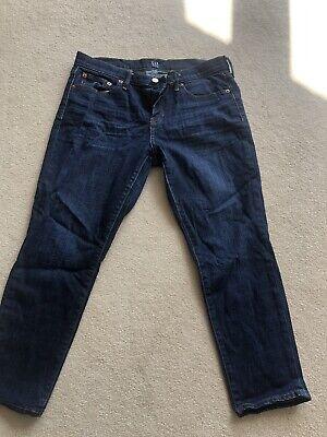 gap girlfriend jeans 29P