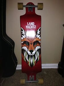 Landyacht Switch 4O longboard