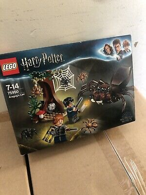 NEW SEALED LEGO 75950 HARRY POTTER ARAGOG'S LAIR WIZARDING WORLD SET Rare Retire