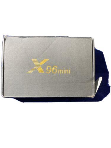 X96 Mini 2 GB Ram 16 GB Rom 4K Android 7.1.2 Smart TV Box