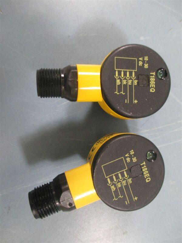 Banner T186EQ Photoelectric Sensor - New