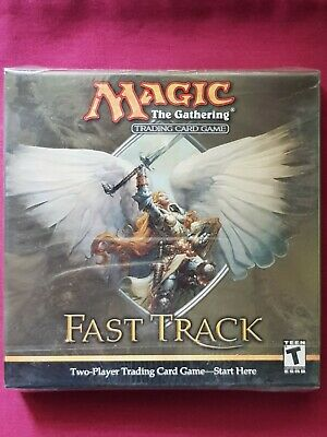 Magic The Gathering 9TH NINTH EDITION FAST TRACK 2 PLAYER STARTER SET New MTG