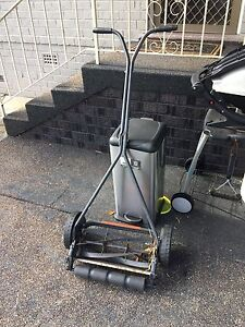 FREE Flymow push mower Beverly Hills Hurstville Area Preview