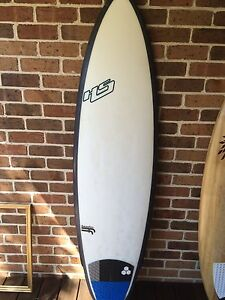 "Hayden Shapes HS 6.6"" Shred Sled Surfboard Caloundra Caloundra Area Preview"