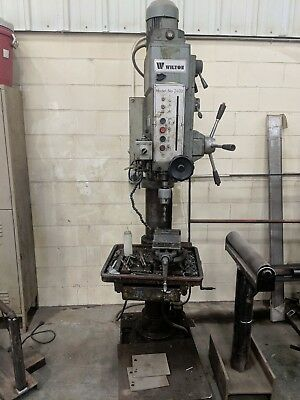 Wilton 2403 Single Spindle Direct Drive Geared Head Drill Press 28