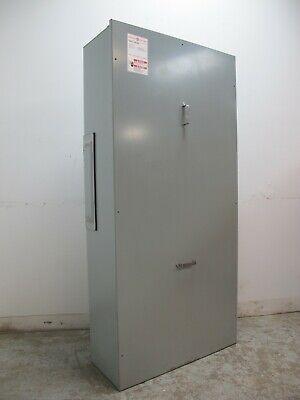 New Ge Tmp3l16rcris 3r Meter Mod Iii 1600 Amp Main Terminal Box General Electric