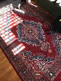 Carpet from Kashmir