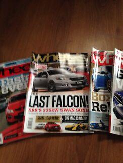 Wheels Magazines