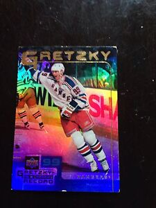 Gretzky trading card