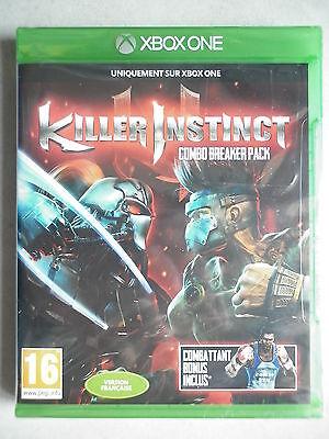 Killer Instinct Combo Breaker Pack Jeu Vidéo XBOX ONE