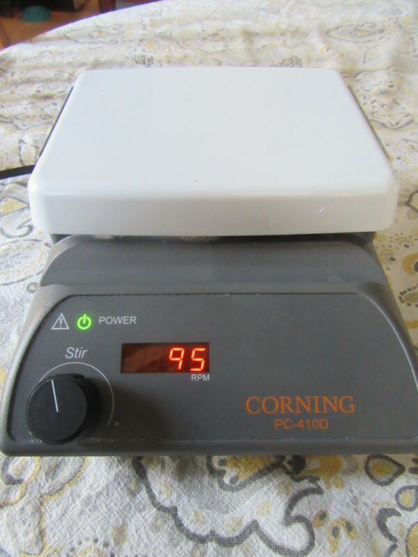Corning PC-410D 6795 stir stirred plate