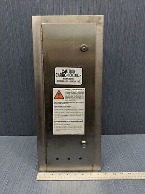 Mve Box Wall Sub Assembly Flush Mount Stainless Steel 10789851