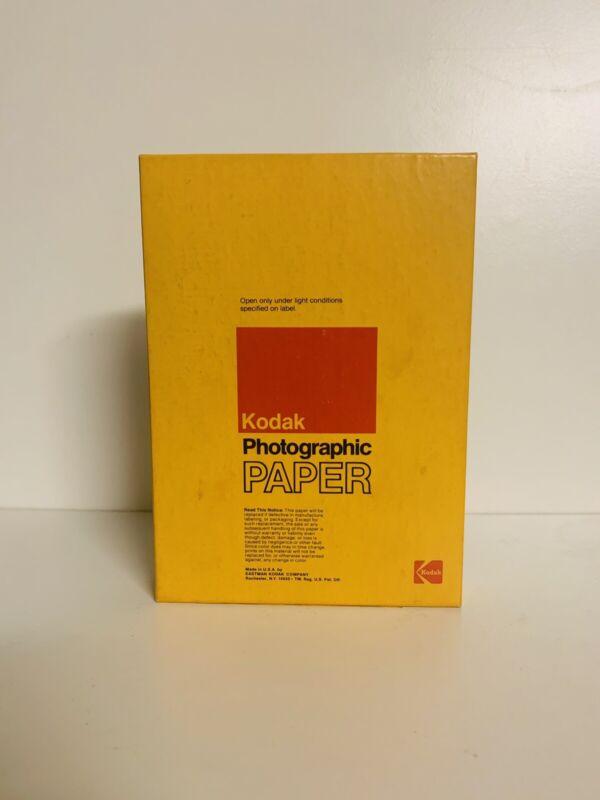 kodak photographic paper 100pcs 5x7 Inch Brand New