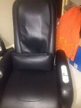 MASSAGE CHAIR + RECLINER WITH CUP HOLDER. Fairfield Heights Fairfield Area Preview