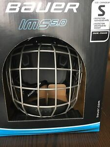 Casque de hockey - small junior