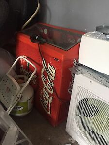 Fridge coke