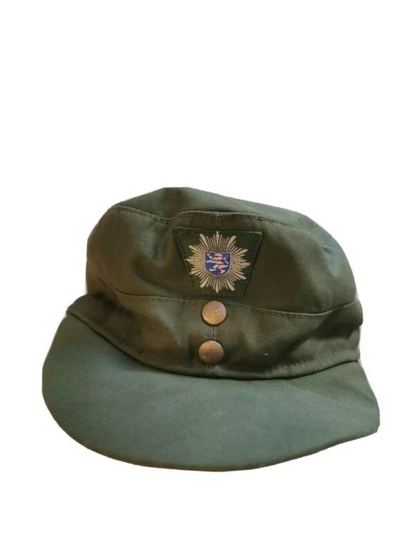 West German Germany Polizei Police Hat Cap