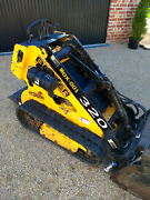 Boxer 320 mini digger Longwood Strathbogie Area Preview