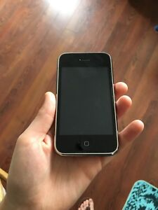 iPhone - older model but in perfect condition