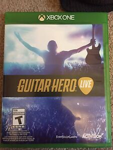Guitar Hero Live - Xbox One Kitchener / Waterloo Kitchener Area image 2