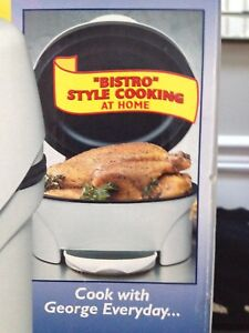 Lean Roasting, Baking and cooking machine
