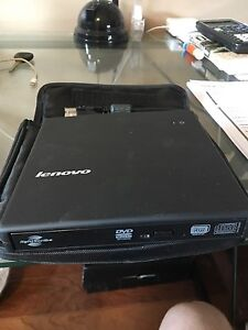 Lenovo usb DVD player