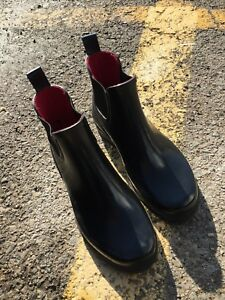 POLO SPORT RUBBER CHELSEA BOOTS
