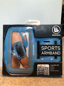 Blue Sports Arm Band