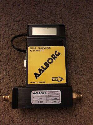 AALBORG GFM47 0-100L/min Flow Meter