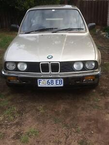 BMW E30 1984 Lauderdale Clarence Area Preview