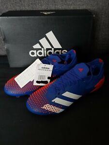 Adidas Predator Mutator 20.1 L FG - Football - FV3549 Blue (Size UK 7.5)