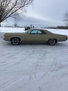 1972 Oldsmobile Delta 88 Royale