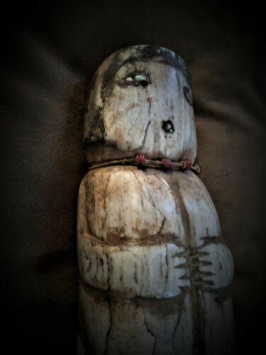 Pueblo Zuni Stone Ancestor Idol.......19th century.