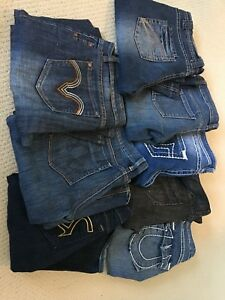 Ladies Jeans (size 27/28)