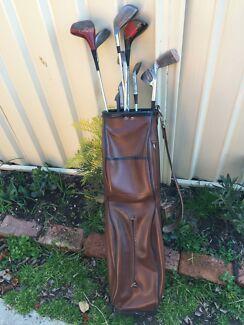 Old golf clubs. Thornbury Darebin Area Preview