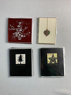 Lote De 20 Vacaciones Navidad Tarjetas Felicitación Mezclado Marcas Paperchase