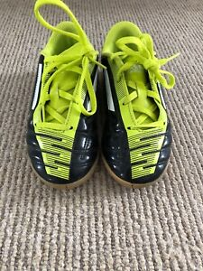 Adidas indoor soccer shoes / cleats Boys size 13