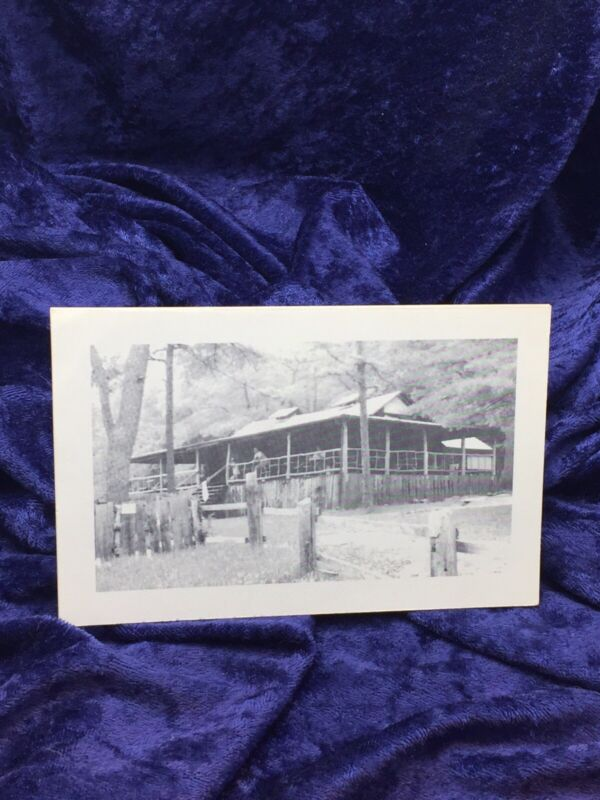 Seven Mountains Scout Camp Post Card