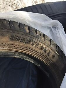 Winter tires for sale, 215 55R17