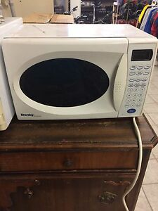 Danby Designer & Sanyo Microwaves For Sale