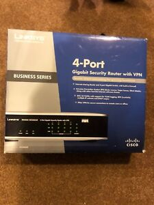 Security Router with VPN