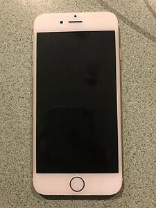 iPhone 6 white/gold 64gb Beaconsfield Upper Cardinia Area Preview
